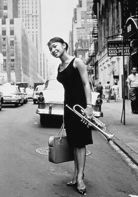WTF she plays the jazz