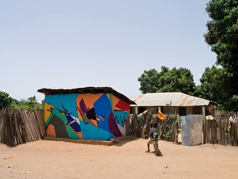 Remi Rough in Africa