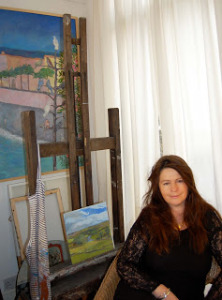 ANNA BY EASEL